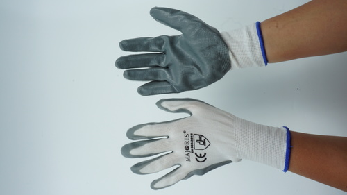 Nitrile Coated Gloves