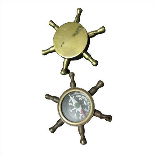 Designer Brass Compass