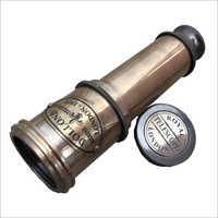 Brass Telescope Binoculars
