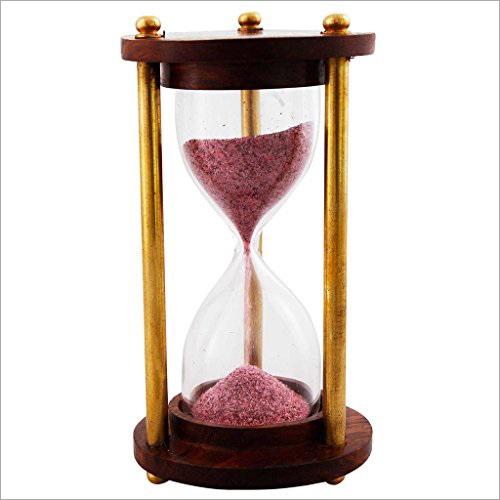 Vintage Hourglass Sand Timer