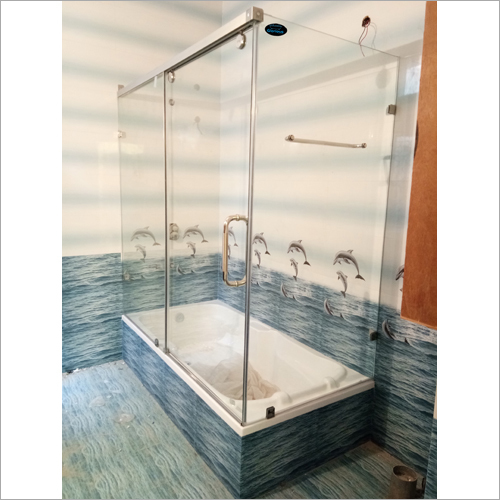 Toughned Glass Shower Enclosure
