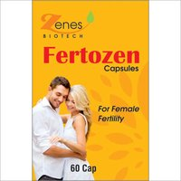 Ayurvedic Fertility Capsules for Female