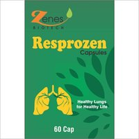 Ayurvedic Capsules for Healthy Lungs