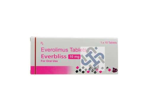 Everbliss Everolimus 10mg Tablet