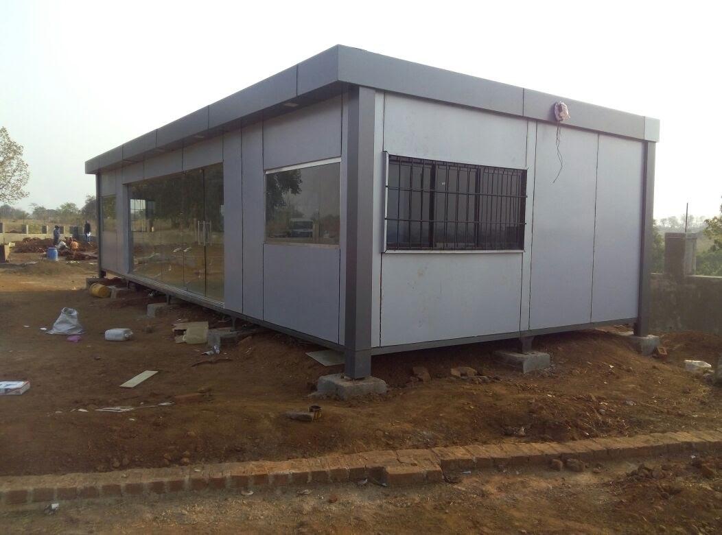 ACP panel Cabin