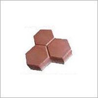Trihex Groove Interlocking Paver Blocks