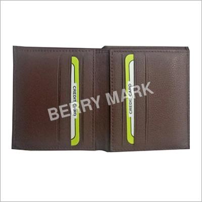Mens Bi Fold Wallet