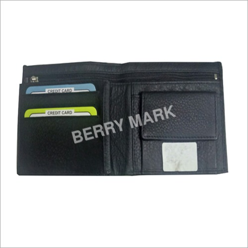 Mens Casual Leather Wallet