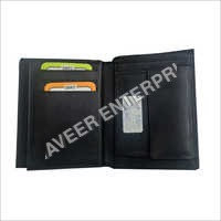 Mens Regular Leather Wallet