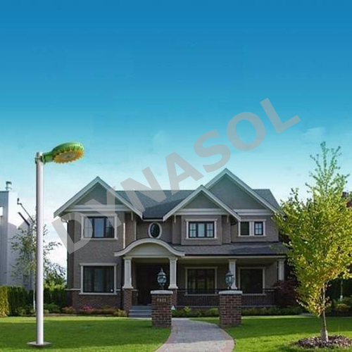500 Lumens Mini Series Fully Automatic All-In-One LED Solar Garden Street Light