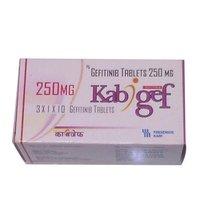 Kabigef Gefitinib 250mg Tablet