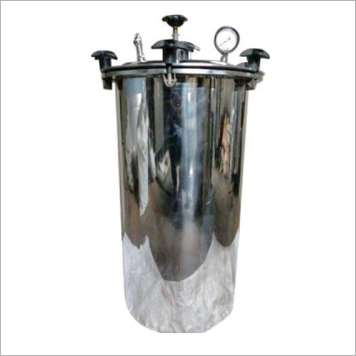 Medical  Stainless Steel Portable Autoclave