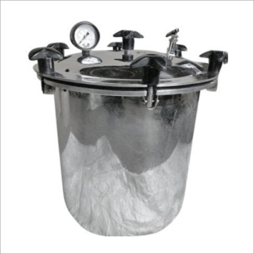 Heigh  Stainless Steel Portable Autoclave