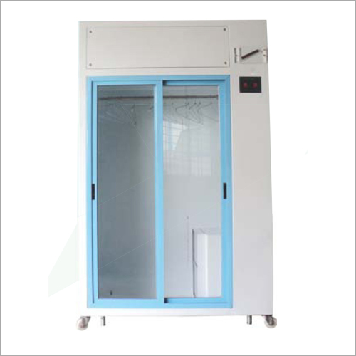 Chemical Garment Storage Cabinet