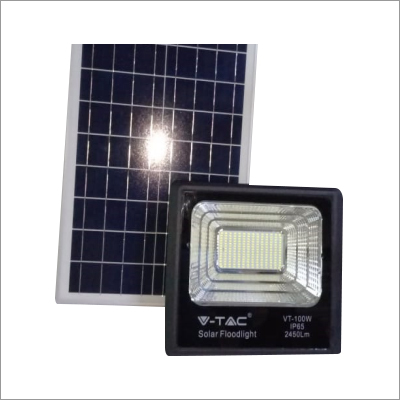 100w VTAC Solar LED Flood Light