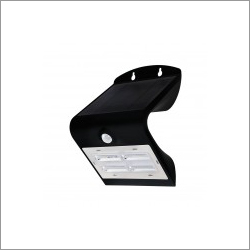 3W Solar Dimmable Wall Light