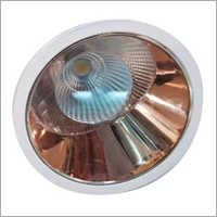 12w Rose Gold Plated COB LED Light