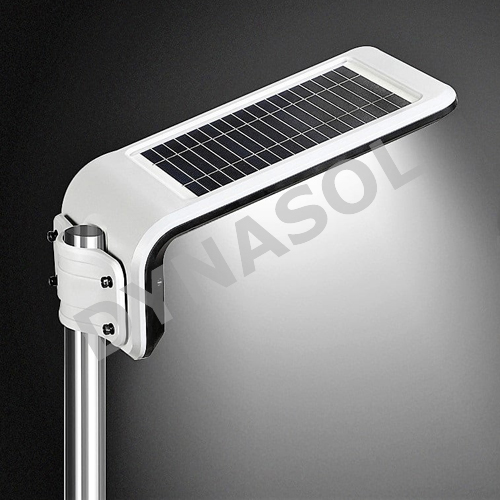 1000 Lumens Mini Series Fully Automatic All-In-One LED Solar Street Light