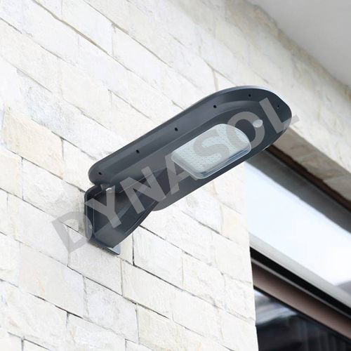 1200 Lumens Mini Series Fully Automatic All-In-One LED Solar Street Light