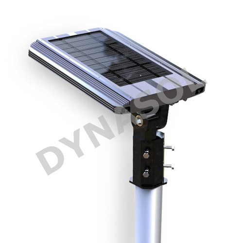700 Lumens Fully Automatic All-In-One LED Solar Street Light