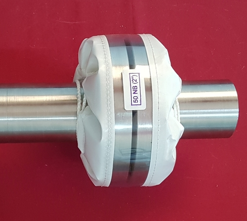 PTFE Flange Guard with PVC
