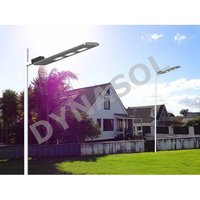 1800 Lumens Fully Automatic All-In-One LED Solar Street Light