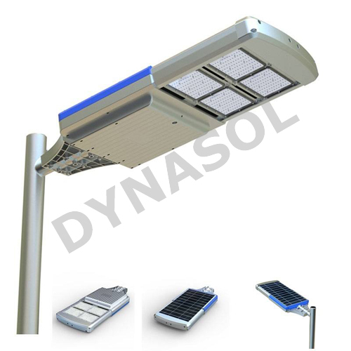 2000 Lumens Fully Automatic All-In-One LED Solar Street Light