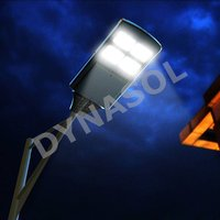 3000 Lumens Fully Automatic All-In-One LED Solar Street Light