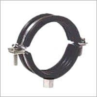 Pipe Rubber Support Clamp