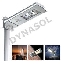1000 Lumens Fully Automatic Remote Controlled All-In-One LED Solar Street Light