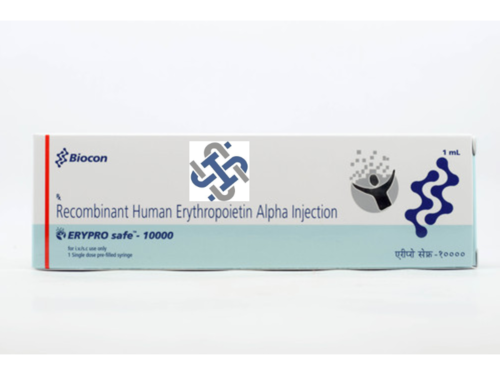 Erypro Safe Erythropoietin Alfa 10000iu Injection