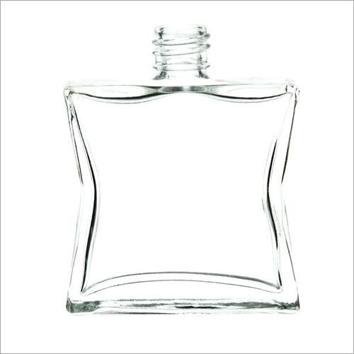 Designer Perfume Glass Bottle