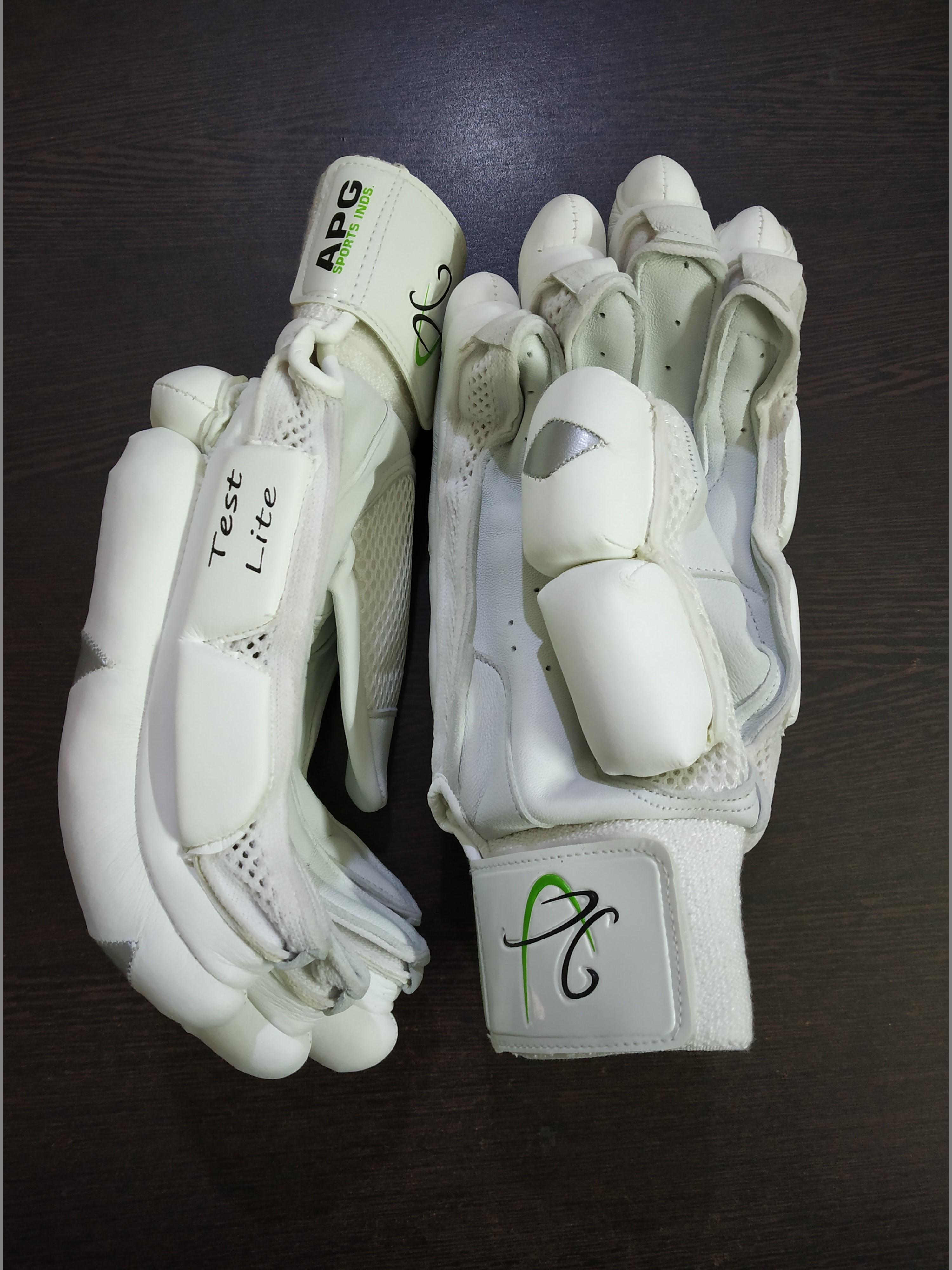 APG Test Lite Cricket Batting Gloves