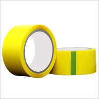 BOPP Yellow Tape