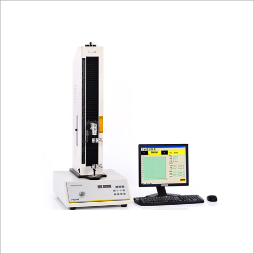 Plastic Films Computerized Tensile Testing Equipment