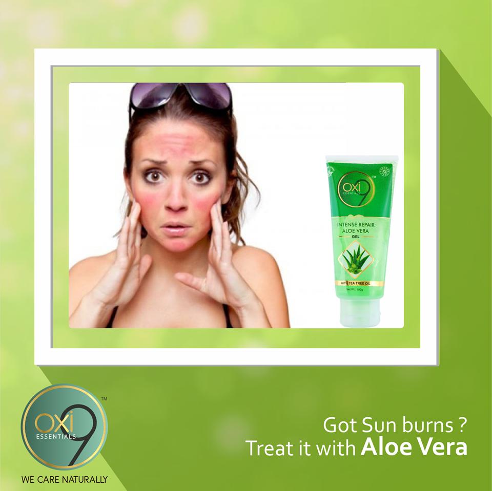 Intense Repair Aloe Vera Gel