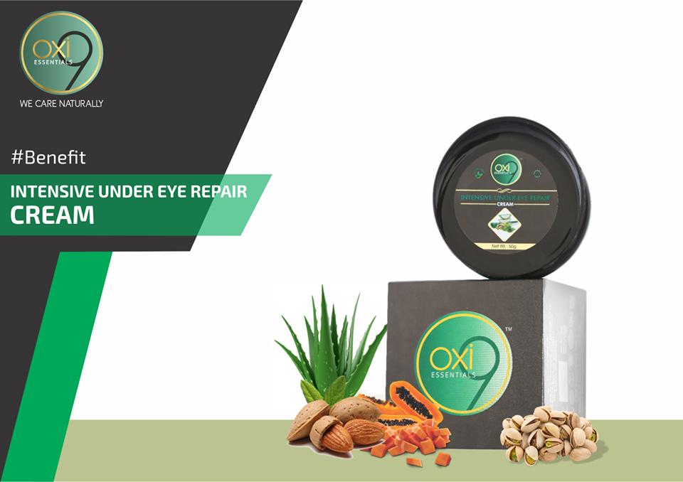 Intensive Under Eye Repair Cream