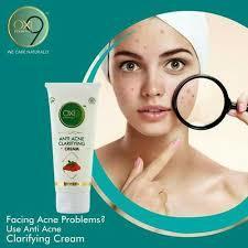 Anti Acne Clarifying Cream