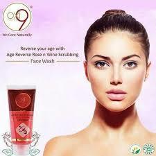 Rose N Wine Face Wash
