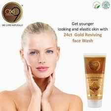 24ct Gold Reviving Face Wash