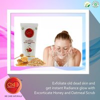 Excorticate Honey and Oatmeal Scrub