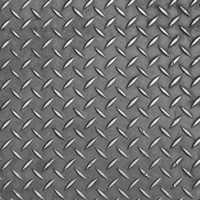Rectangular MS Chequered Plate