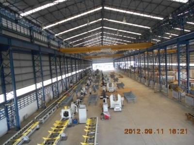 Pipe Prefabrication Line