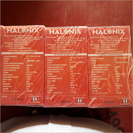 Halonix Led