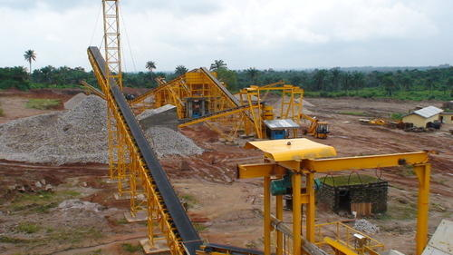 Crushing & Screening Plant