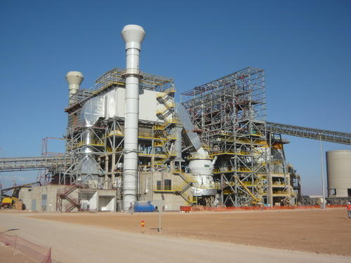 Cement Plants Equipment's