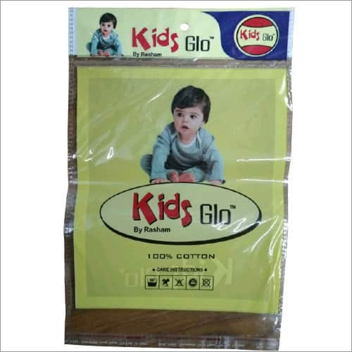 kids Garment BOPP Packaging Bag