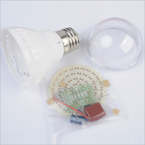 5W LED Bulb Raw Material