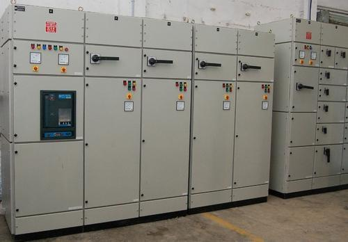 Industrial Electrical Control System