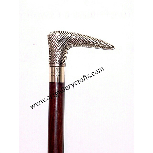 decorative Wooden Walking Stick